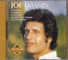 """CD ALBUM   JOE DASSIN """"L' ETE INDIEN"""""""