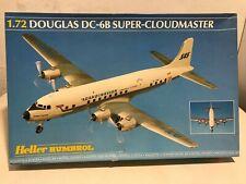 Heller Humbrol 1:72 Douglas DC-6B Super Cloudmaster Scandinavian 80315