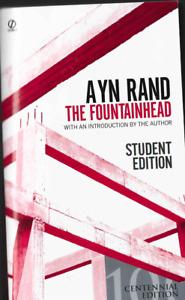 Ayn Rand - the Fountainhead (50th Anniversary Centennial Edition)