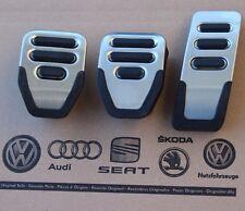 Audi a4 8e b6 b7 rs4 original pedalset pedales s4 8h tapas pedal pedal pads Caps