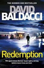 Redemption (Amos Decker series) by Baldacci, David Book The Cheap Fast Free Post
