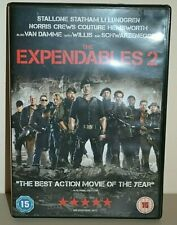 2012 THE EXPENDABLES 2 DVD