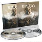 Epica Omega 2 CD Digi Book Ltd Ed Progre...