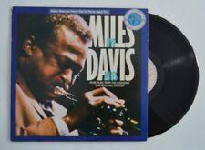 miles davis lp live miles: more music from..   remastered    cj 40784  vg+/m-