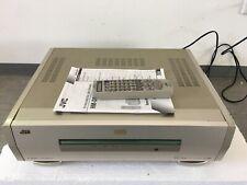 JVC HM-DR10000EU S-VHS-/ DVHS-Videorecorder TBC inkl. FB, BDA - vom Händler