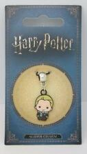 NUOVO Autentico Ufficiale Harry Potter argento placcato Draco Malfoy 'pop' SLIDER Charm