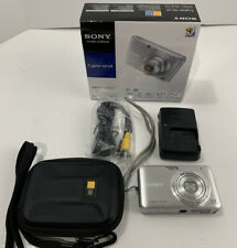 Sony Cyber-Shot DSC-W310 12.1MP Digital Camera with Battery /Charger/ Carry Case