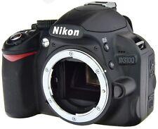 Nikon D3100 14.2MP - obturador 53 - === como nuevo ===