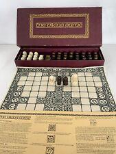Vintage History Craft The Viking Game Hnefatafl 1987 Historical Viking Pastime