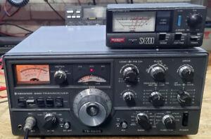 Kenwood TS-520S - HF SSB/CW Base Ham Amateur Radio Transceiver