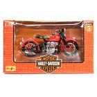 NEW 1998 Vintage Maisto Harley-Davidson, 4 of 6 1948 FL PANHEAD 1:18 MOTORCYCLE