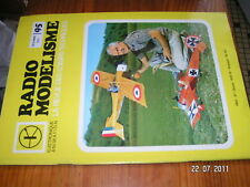 Radio Modelisme n° 95 Piper super Cub 95 Terry Vicomte