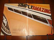 1956 CHRYSLER 300B SIMPLY AMAZING TROY TREPANIER ***ORIGINAL ARTICLE***