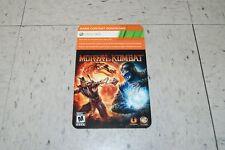 Mortal Kombat Online Kombat Pass DLC Code Xbox 360
