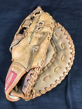 Winner's Choice Professional Model Top Grain Leather Catcher's Mitt Right Hand