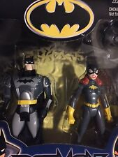 GATEKEEPERS OF GOTHAM CITY BATMAN AND BATGIRL WAL-MART SPECIAL EDITION RARE!