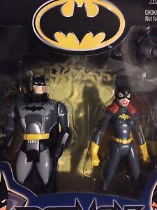Batman & Batgirl~Gatekeepeers of Gotham City~Wal-Mart Exclusive~Hasbro~NM~ RARE!