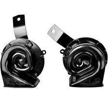 1969 Camaro Firebird Horn Set Pair 2 Pieces w/ Brackets & Hardware Dynacorn New