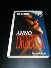Kim Newman, Anno Dracula, Fanucci Il Libro d'oro - 1^ ed. 1995