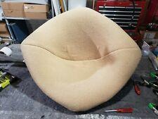 1) Knoll Bertoia Small Diamond Cushion in Flax Boucle (7 AVAILABLE)