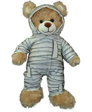 """Mummy Morph Suit Teddy Bear Clothes Outfit Fits Most 8"""" - 10"""" Build-A-Bear and M"""