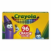 Crayola Classic Color Pack Crayons 96 Colors/Box 520096