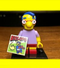 LEGO THE SIMPSONS SERIES 1 MILHOUSE VAN HOUTEN GENUINE MINIFIGURE SET# 71005
