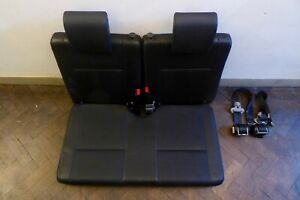 SUZUKI Jimny 2006-2017 Rear Seats Complete with Headrests and Seatbelts