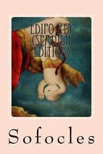 Edipo Rey (Spanish Edition) by Sofocles (2016, Paperback)