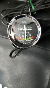 Smiths Battery Condition / Volt Meter