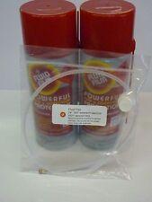 Fluid Film JETSKI DUAL PACK - Rust Preventative Spray  2 cans & 1 Wand