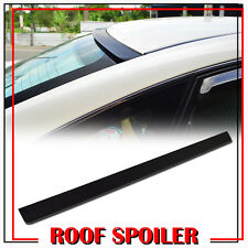 09-14 For ACURA TSX CU2 4DR Sedan Flat Rear Roof Lip Spoiler Wing Unpainted