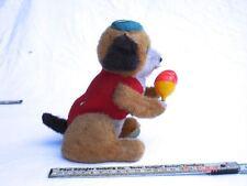 Altes Spielzeug mechanisch Hund