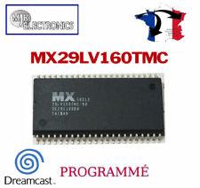 SEGA Dreamcast Region Free PUCE MX29LV160TMC-90 Programmée