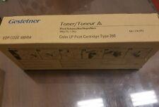 Genuine Gestetner 85485 888454 Type 160 / 260 Toner Black