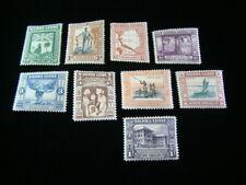 Sierra Leone Scott #153-161 Short Set Mint Never Hinged