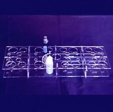 E-cig Stand - Rectangle Storage For Mods, Batteries, Juice & Drip Tips