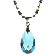 Crystal Necklace Cosplay New of Anime For SAO Sword Art Online Heart of Yui