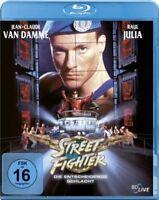 Street Fighter - Die entscheidende Schlacht [Blu-ray/NEU/OVP]Jean-Claude van Dam