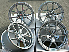 "18"" cruize gto sfp alloy wheels fit bmw série 1 E81 E87 F20 F21"