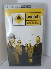Snatch (PSP UMD Video, 2005)