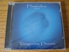 CD Album: Tangerine Dream :  Phaedra 2005  Sealed