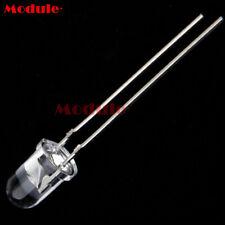 100Pcs 5mm 940nm IR infrared Launch emission tube diode LED Lamp Emitting