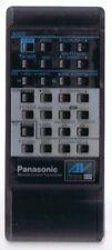 New listing Panasonic Model No. Eur64149 Remote Control + Tested + Free Usa Shipping +