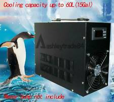 Aquarium fish tank Electronic water chiller water cooler Cooling up to 60L