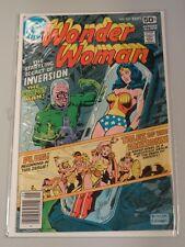 WONDER WOMAN #247 DC COMICS SEPTEMBER 1978