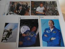 5x LITHO/PHOTO  alle original signiert Space