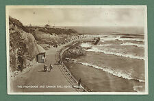 C1930'S RP PC PROMENADE & CANNON BALL ROCKS, ROKER
