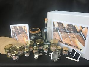 Premium GIN Making Kit - Ultimate Infusion Gift. Make your Own Summer Gin