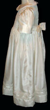 First Communion Dress - Hand Smocked - Fanny _ Size 7_Free Shipping